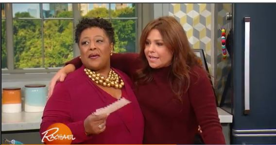 View the full video segment from the Rachael Ray Show