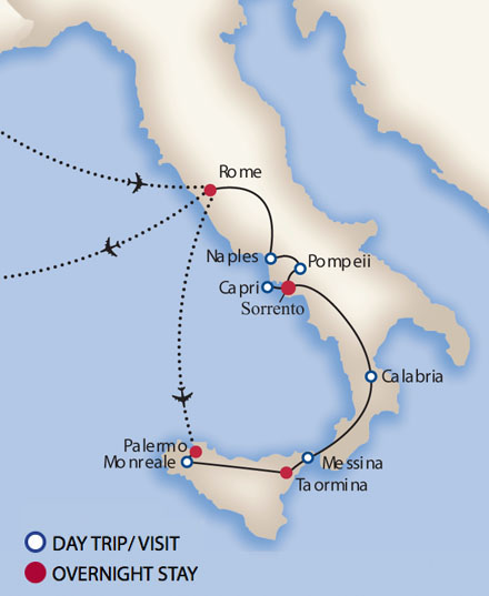Perillo Tours Sicily