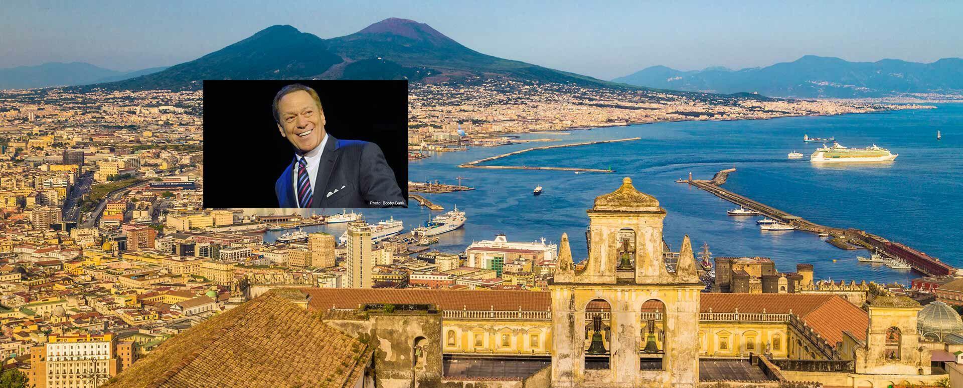 Join Joe Piscopo on a Special Perillo Tour!